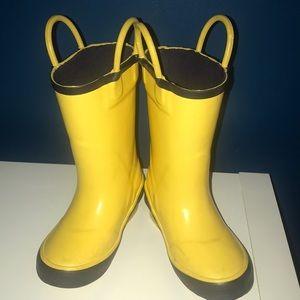 LL Bean Toddler Rainboots